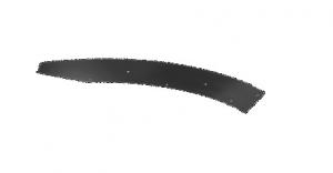 Blacha ścieralna komina wyrzutowego Claas Jaguar IT01063 0000705731