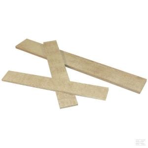 Łopatka pompy beczkowozu 330x60x7,5