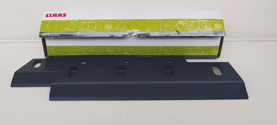Nóż Lewy Sieczkarni Claas Jaguar s.800 ORYGINAŁ 0009846900