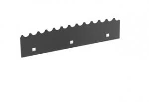 Zestaw łopatek wentylatora Claas Jaguar  IT01012  0000781810 78181